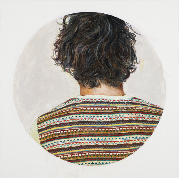 Ölbild von Evalie Wagner