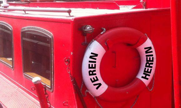 Verein Herein - Rettungsring