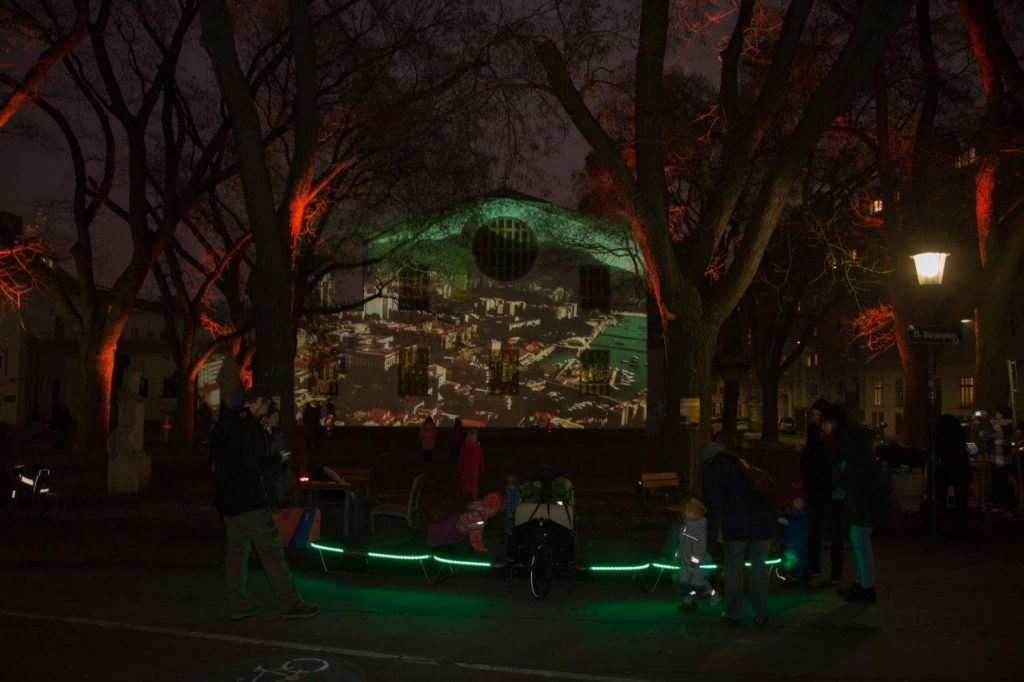 Kultur leuchtet - Foto Reinhard Mayr