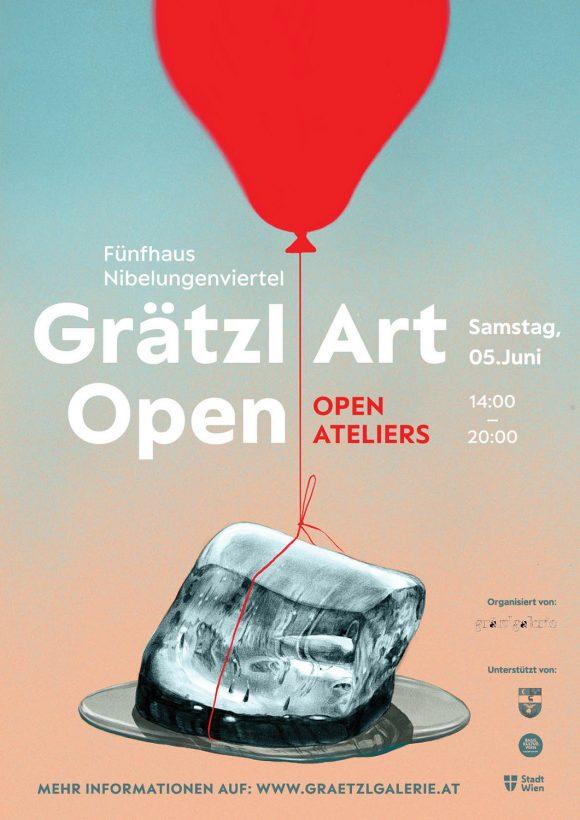 Galerie Walk Poster